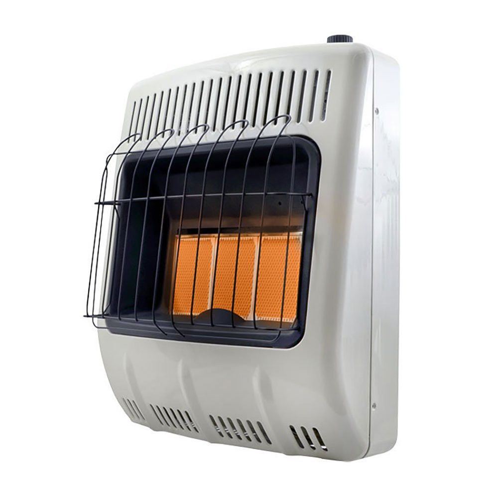 Mr Heater 18000 Btu Vent Free Radiant 20 Propane Indoor Outdoor Space Heater Wall Mounted Heater Space Heater