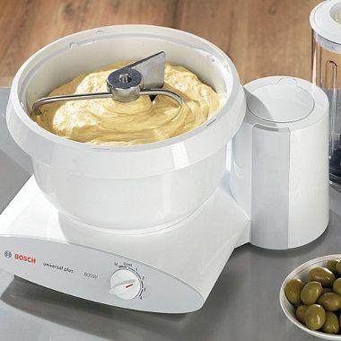 Bosch 6 5 Quart Universal Plus Stand Mixer Bedbathandbeyond Com Kitchen Aid Recipes Food Food Processor Recipes