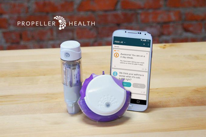 Asthma tracking startup Propeller Health takes in $21.5 million to grow and go global