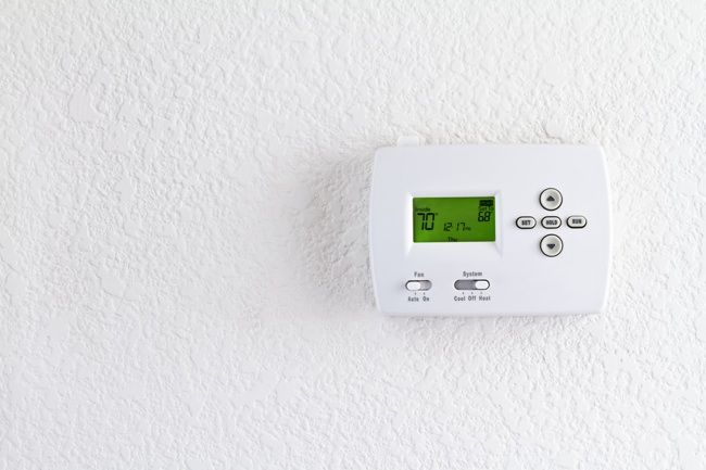 How To  Install A Programmable Thermostat  With Images
