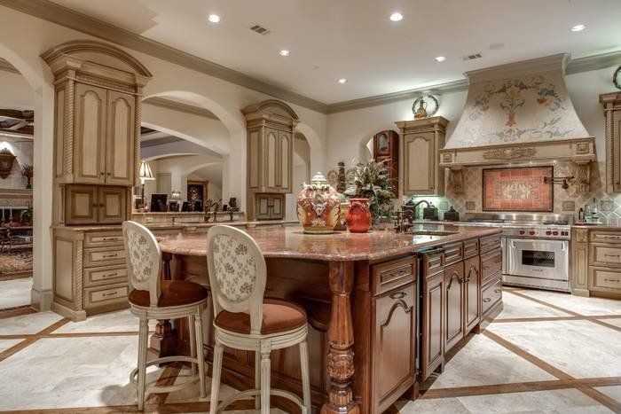 Images Of Big Luxurious Kitchens In Castles Google Search Kitchen Pinterest Kitchen