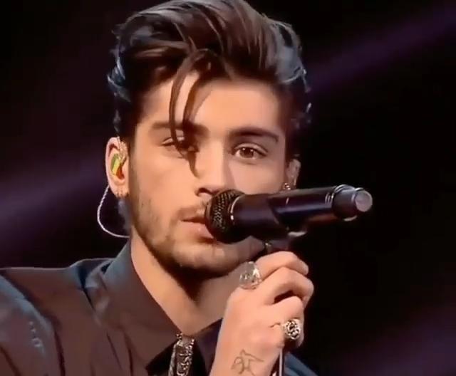 •ZAYN MALIK•Steal My Girl| BBC Music Awards 2014•