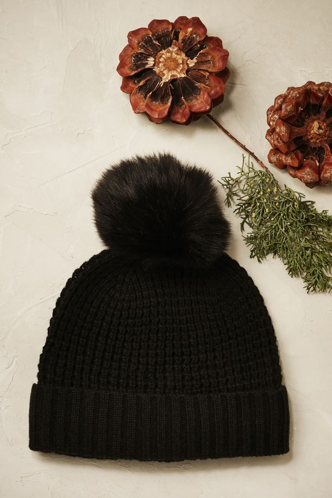 The Anthropologie EU Yukon Faux Fur Beanie is one of the prizes in our  12 4f79c1a50f0