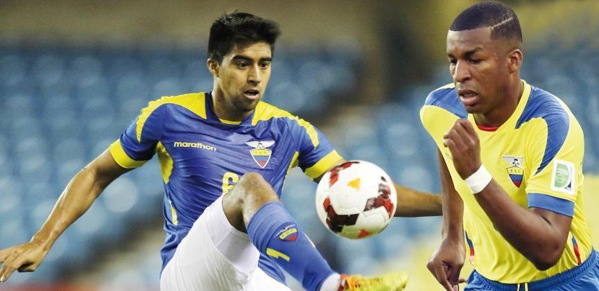 ¿Hubo bronca entre los jugadores de la Tri Ecuatoriana en Brasil?  http://www.1502983.talkfusion.com/products/