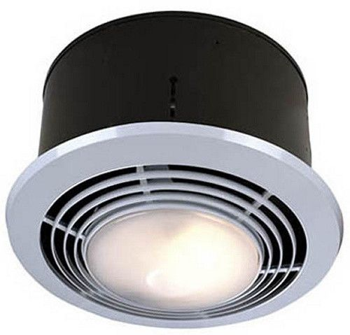 Broan Nutone 9093wh Bathroom Heat Fan Light Night Light With Switch Bathroom Fan Light