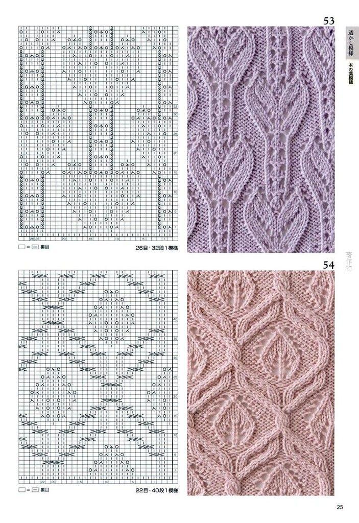 Mobilnyj Liveinternet Kniga Knitting Pattern Book 260 By Hitomi