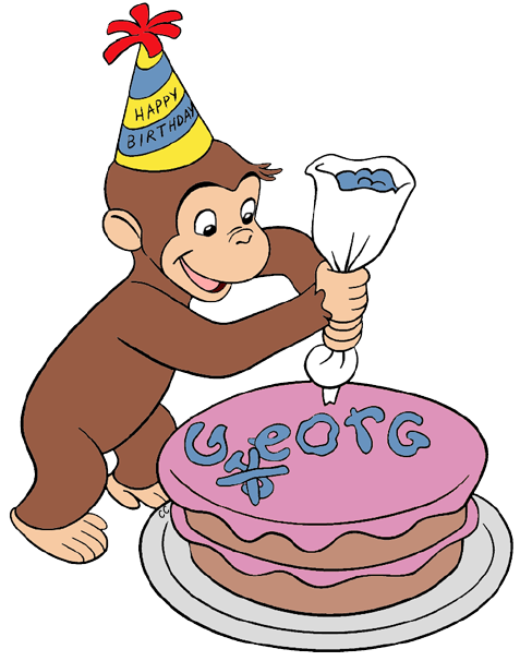 curious-george-cake.png (477×606)