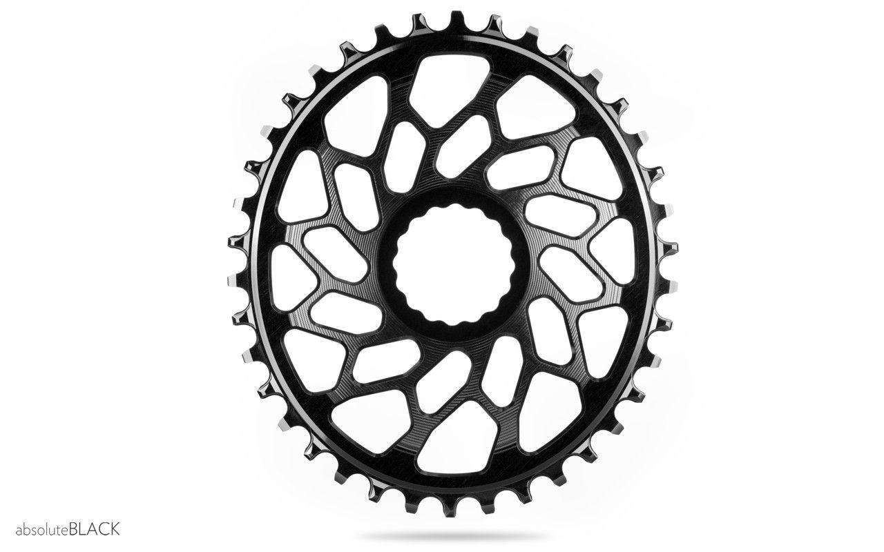 Oval Direct Mount Chainring For Easton Ec90sl