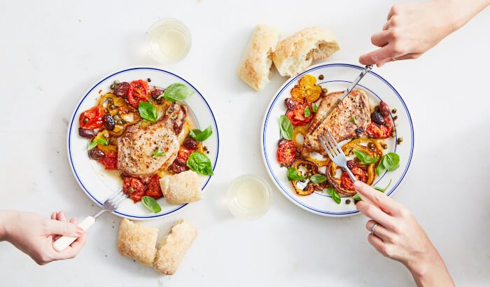 Choose the meals for 2 3 box for a two to three person household meal boxes for couples families friendsmarley spoon forumfinder Choice Image