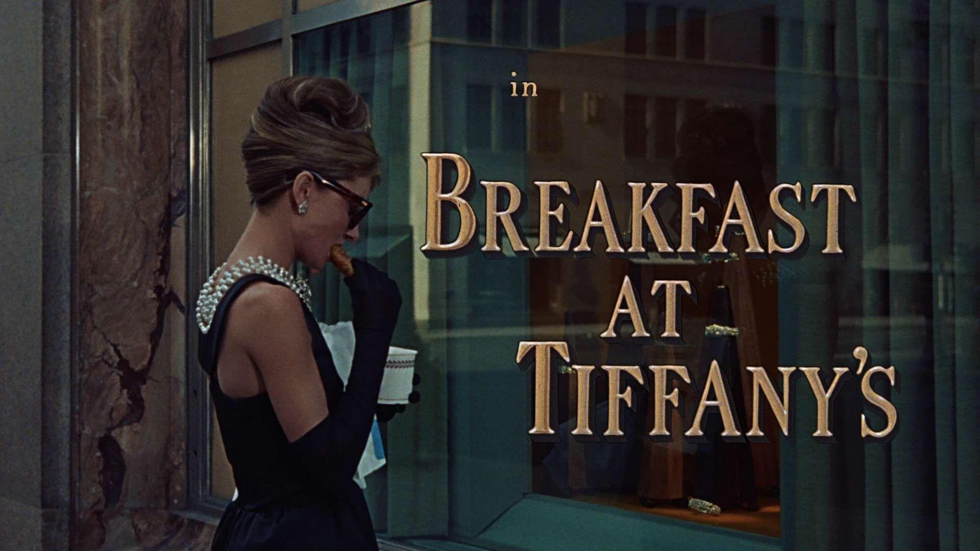 breakfast at tiffanys holly golightly audrey hepburn desktop