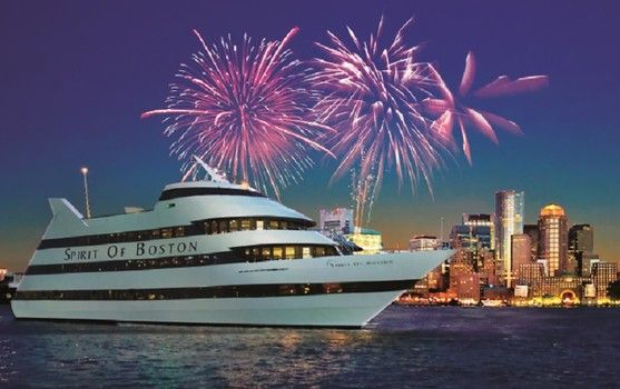 Spirit of Boston dinner cruise sets sail New Years Eve 2015