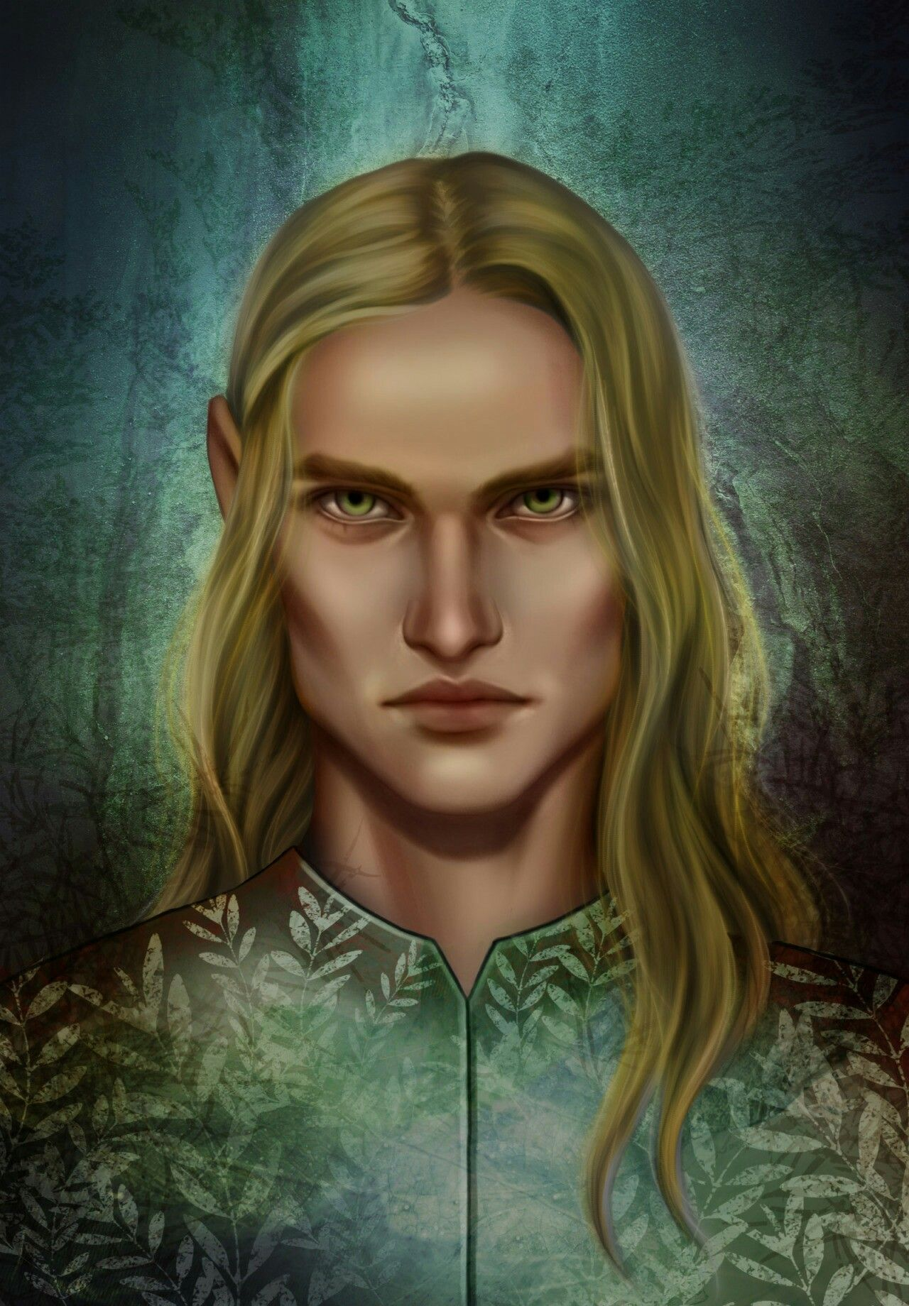 Tamlin Fan Art A Court Of Wings And Ruin A Court Of Mist And