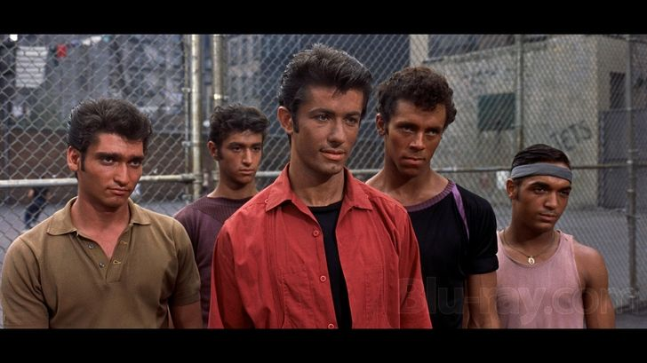 the stereotyping of puerto rican characters in the movie west side story Plot summary for west side story (1961), plus mistakes,  movies most mistakes of 2018  the jets being white and the sharks being puerto rican.