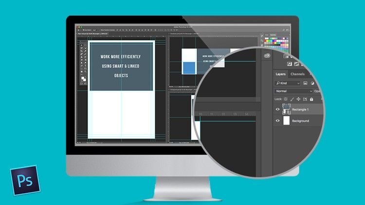 linked smart objects   Photoshop Blog by Adobe