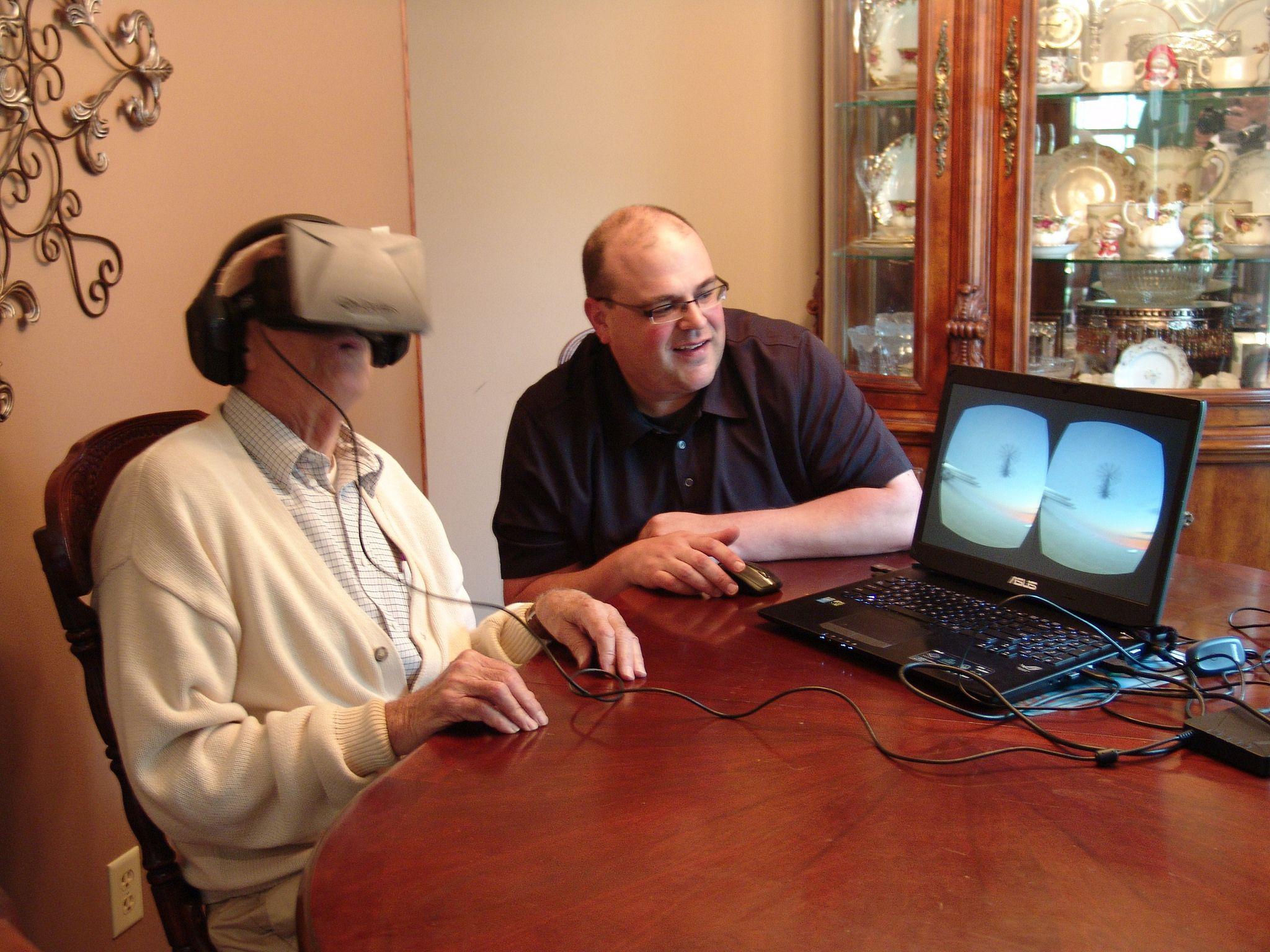 Historical reenactment in virtual reality USS Helena CA