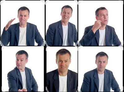 Detective Inspector Lestrade we need more Rupert forget cowbells!