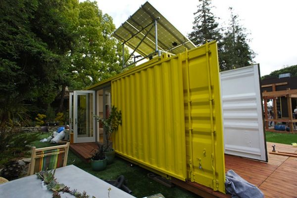 shipping container house 3   Top 10 Shipping Container Tiny Houses