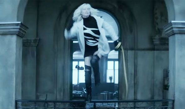 Atomic Blonde trailer: Charlize Theron is sexy, lethal and a little bit gay