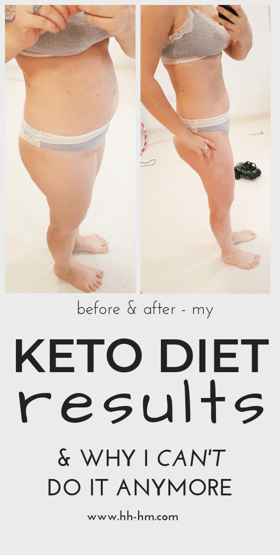weight gain after stopping ketogenic diet
