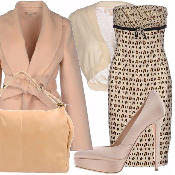 RALPH LAUREN Sandaletto con tacco alto rosacolor cammello stile romantico Donna