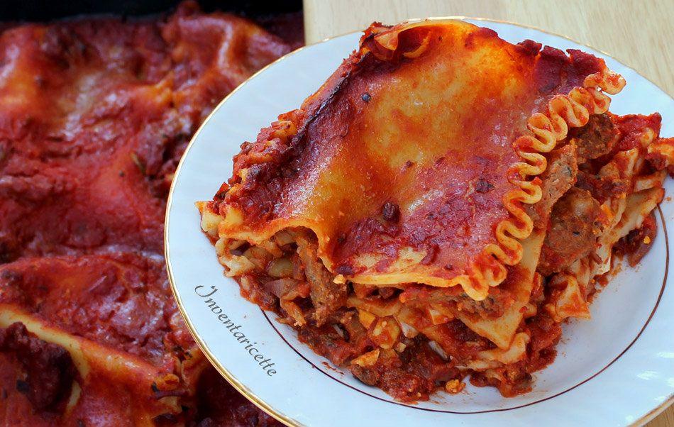 Lasagne napoletane le migliori di sempre ricette primi for Ricette italiane primi piatti