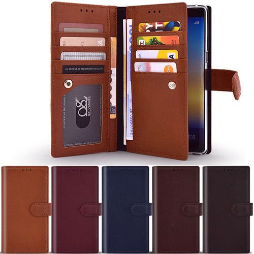 size 40 1d053 34080 Details about Dakota Genuine Leather Diary Case Galaxy S10/S10 Plus ...