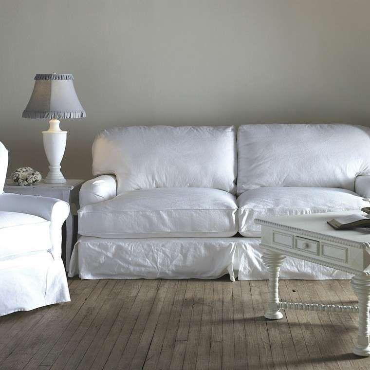 Divani in stile shabby chic | divani nel 2019 | Arredamento ...