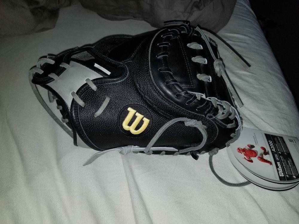 Wilson A2000 Superskin M2 33 5 Baseball Catcher S Mitt Grey Relace Ebay Link Baseball Catcher Baseball Glove Size Baseball Catchers Gear