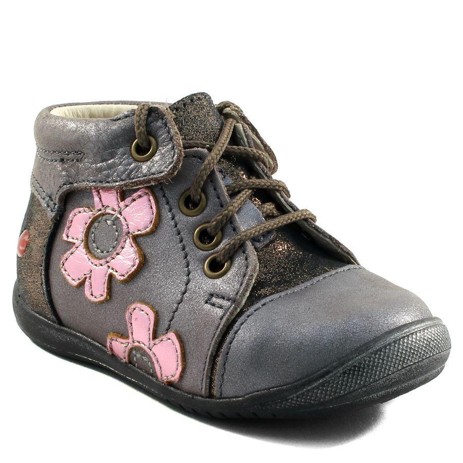 278A GBB NEIGE ROSE www.ouistiti.shoes le spécialiste internet  #chaussures #bébé, #enfant, #fille, #garcon, #junior et #femme collection automne hiver 2016 2017