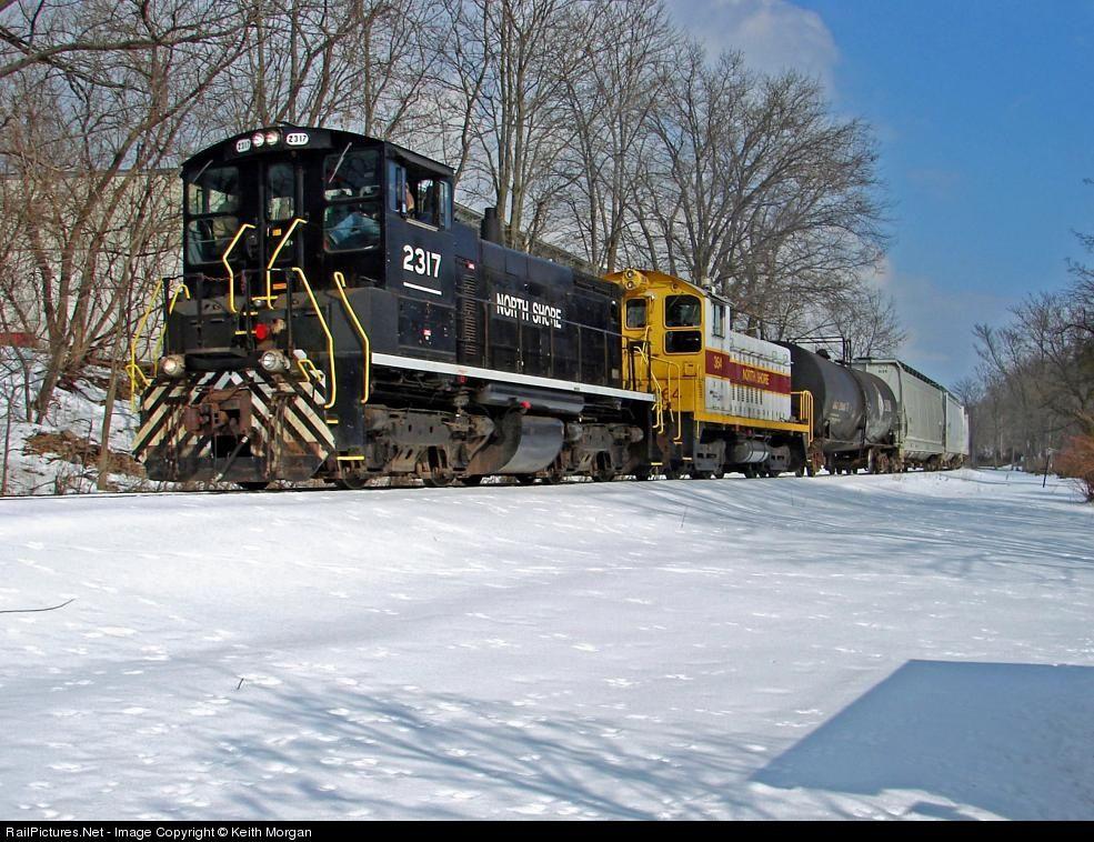 RailPictures.Net Photo: NSHR 2317 North Shore Railroad EMD SW1500 at Berwick, Pennsylvania by Keith Morgan