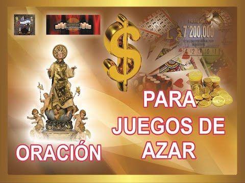 Youtube Juegos De Azar Oracion Para Ganar Dinero Oraciones
