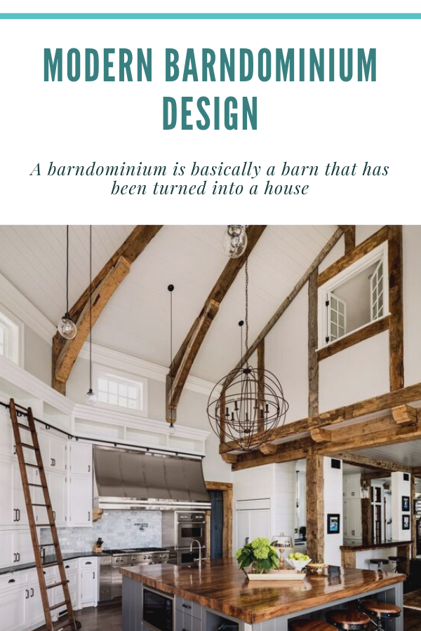 14 Cozy Ideas of the Modern Barndominium Design #barndominiumideas