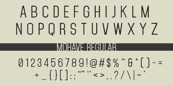FFF: Mohave | Lowcows