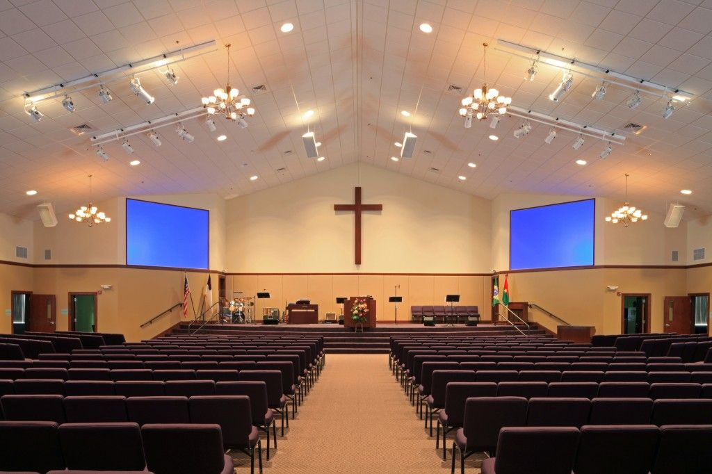 Church Sanctuary Design