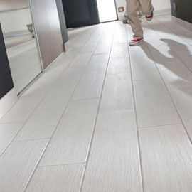 carrelage sol et mur blanc 15 x 50 cm organic wood salon. Black Bedroom Furniture Sets. Home Design Ideas