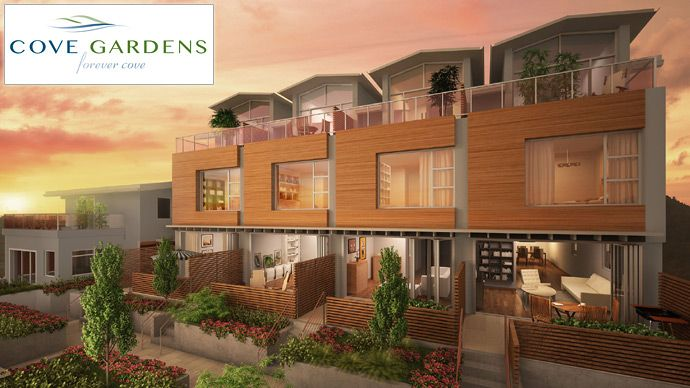 Miroli Builders presents 8 boutique view townhomes in North