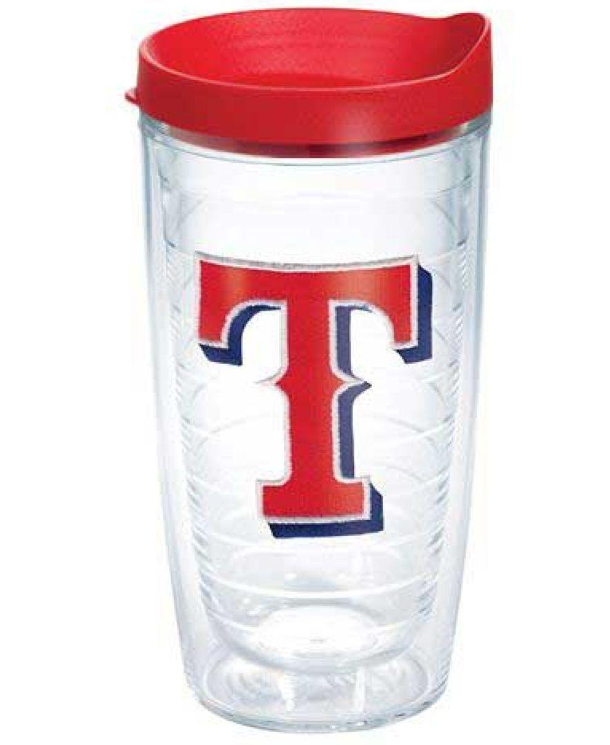 Tervis Tumbler Texas Rangers 16 oz. Emblem Tumbler