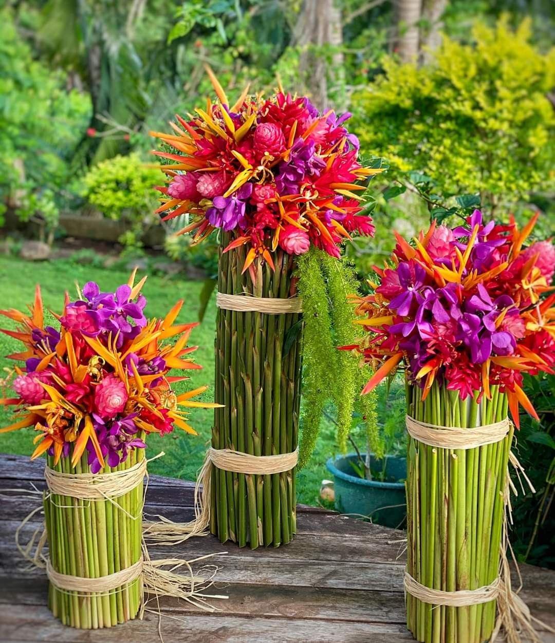 Epingle Par Mihivai Tahiti Sur Marɩage Tropical Fleurit Local En 2020