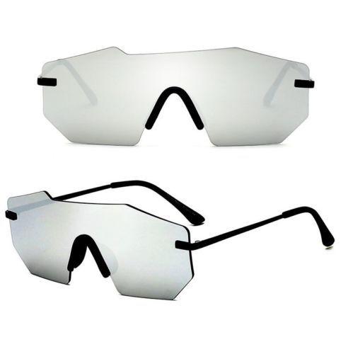 52ec87efe6b Rimless Fashion design Sunglass for men