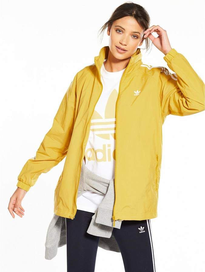 Adidas Originals Adicolor Stadium Jacket amarillo se ve me encanta