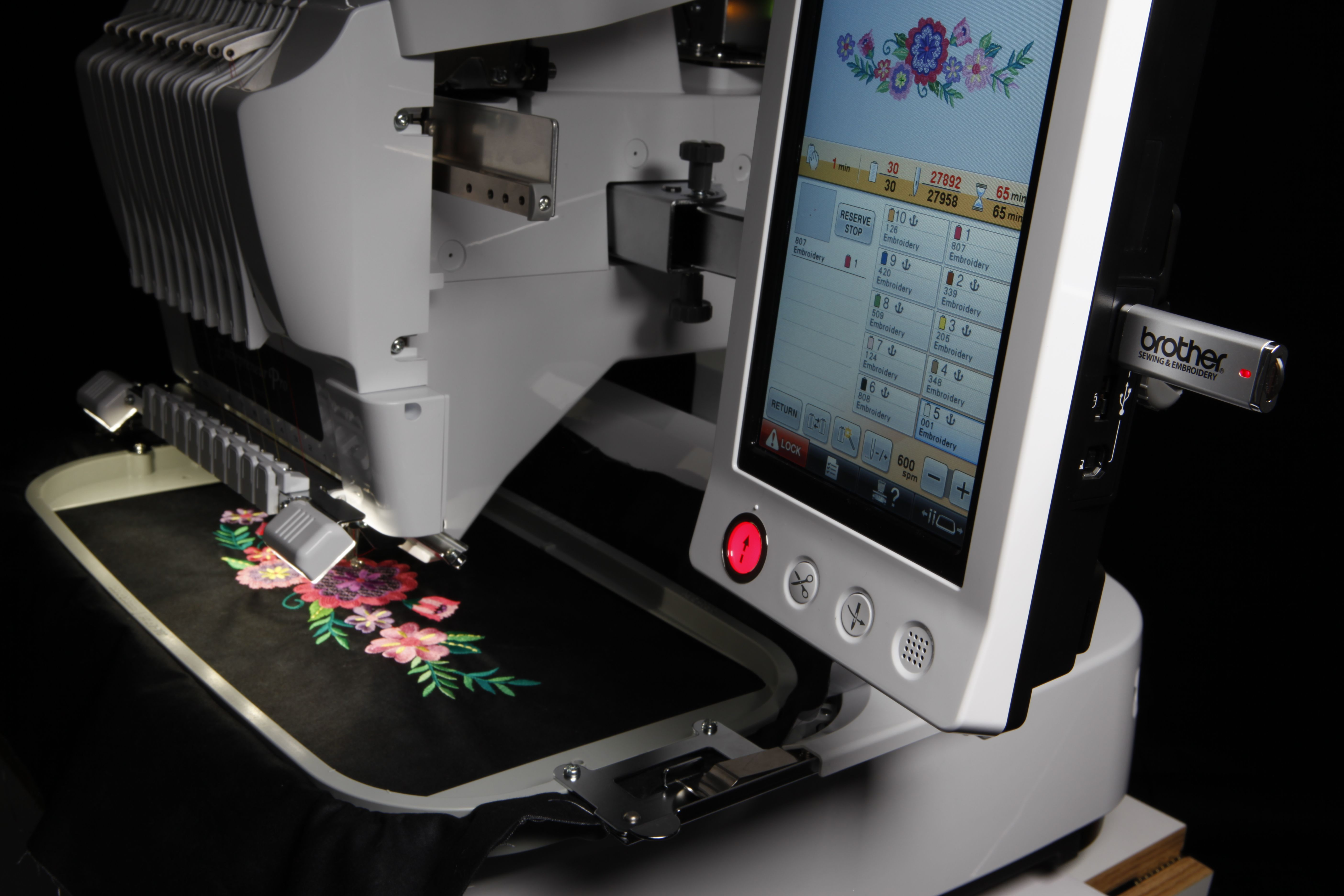 Pin by Silver Thimble on Multi needle machines | Sewing ...