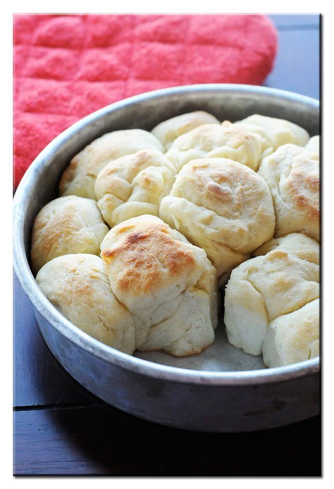 potato yeast rolls