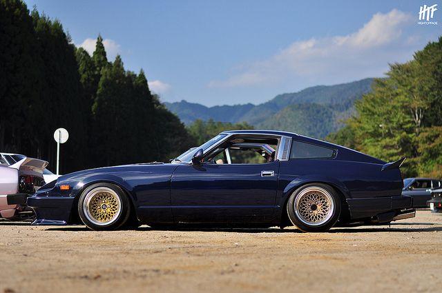 nissan s130 fairlady z at kyoto takao kyusha meeting datsun japan cars nissan
