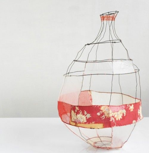 Lamps by Sylvia Marius. Via Le Voyage Créatif