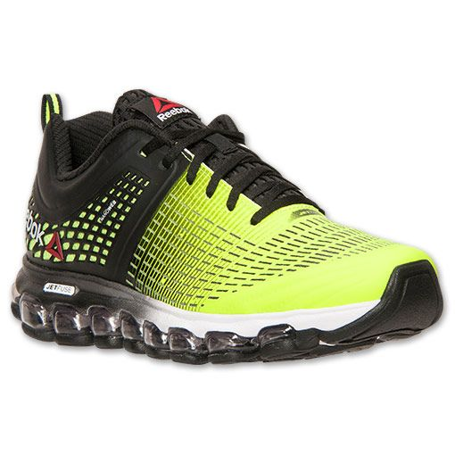 cheap for discount 53063 45d64 Mens Reebok ZJet Run Running Shoes - M44858 YEL  Finish Line