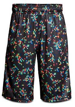 3019bcdfa Under Armour Boys' Geo Print Athletic Shorts - Big Kid | Products