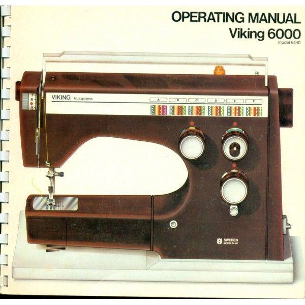 sewing machine manual for a vintage husqvarna viking see at rh pinterest ie viking sewing machine manuals download viking sewing machine manual s215