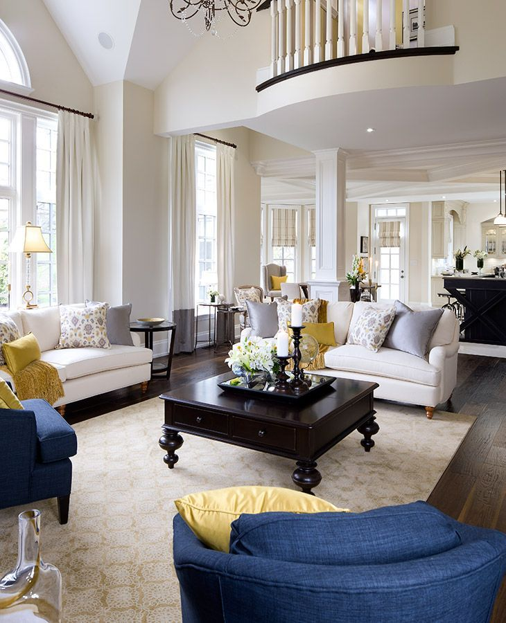 Living Rooms And Family Rooms Jane Lockhart Interior Design
