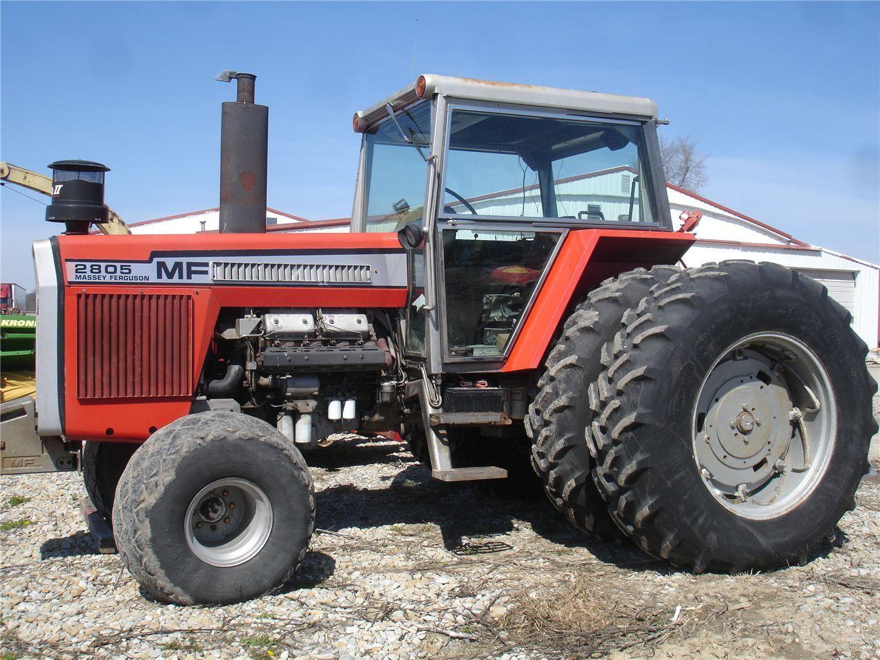 masseyferguson 2805 �� tractor mania �� pinterest tractor