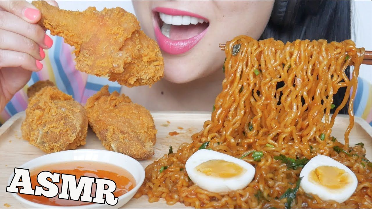 Asmr Mcdonalds Fried Chicken Spicy Noodles Eggs Eating Sounds No Talking Sas Asmr Youtube Fried Chicken Spicy Noodles Spicy Chicken Asmr videos that are sexual in nature. asmr mcdonalds fried chicken spicy